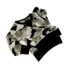 Load image into Gallery viewer, Little Bipsy Unisex Camo Pullover
