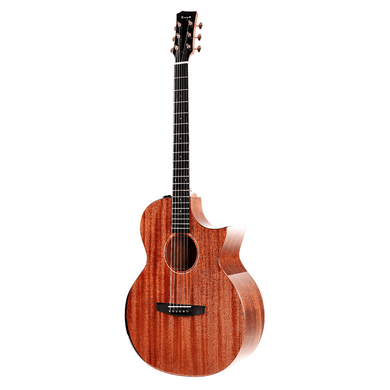 M1C Solid Mahogany - Enya Music Inc.