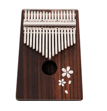 Load image into Gallery viewer, R1 Solid Rosewood Kalimba