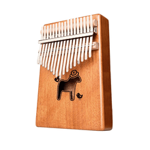 Load image into Gallery viewer, MH Mahogany Horse Kalimba