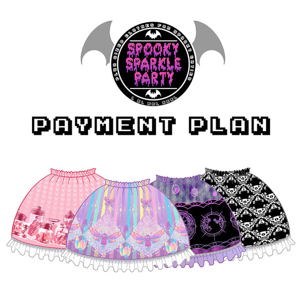 Payment Plan for In-stock (SKIRT)