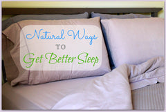 Diy Natural, How To Sleep Better, Natural, Home, Safe, Unique Natural Products Blog