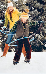Parents.com, 20 Activities to Do in The Snow, Winter time fun, Unique Natural Products