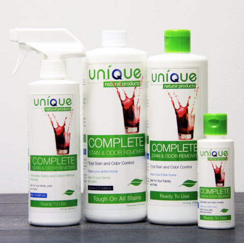 Complete Odor and Stain Remover