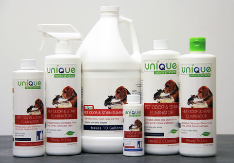 Pet Odor and Stain Eliminator