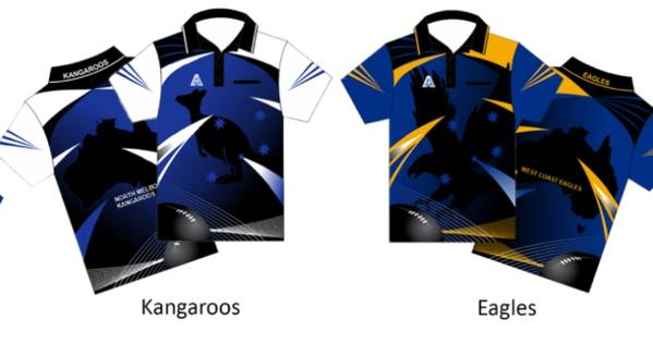 Unisex AFL Tournament Shirts