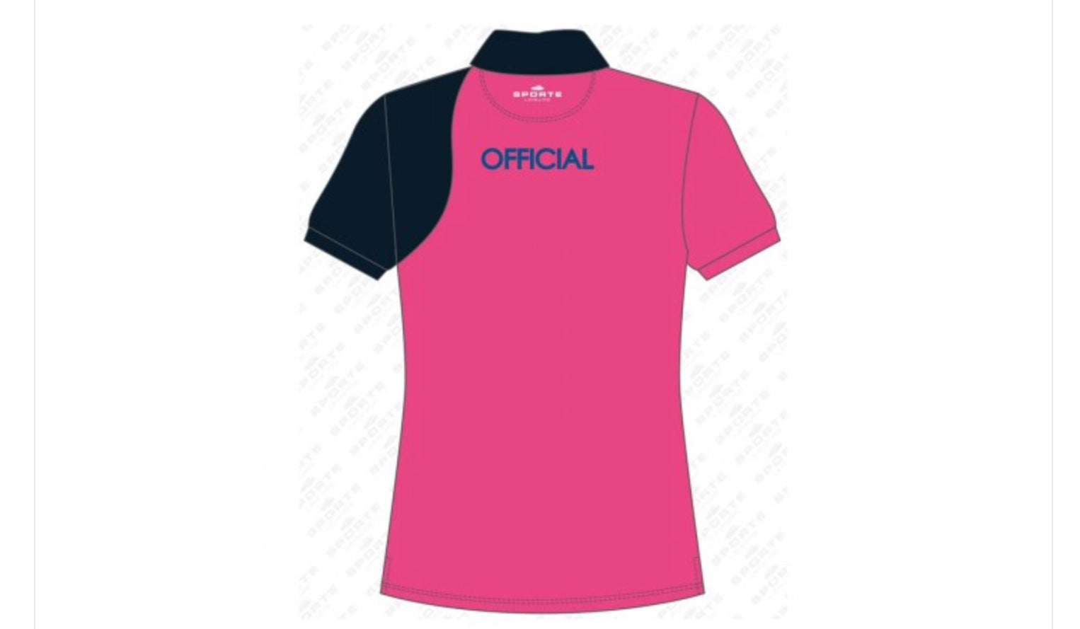 Women's Bowls NSW Official Short Sleeve Polo Shirt