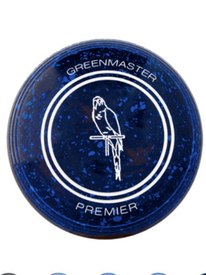 Greenmaster Bowls Premier Coloured