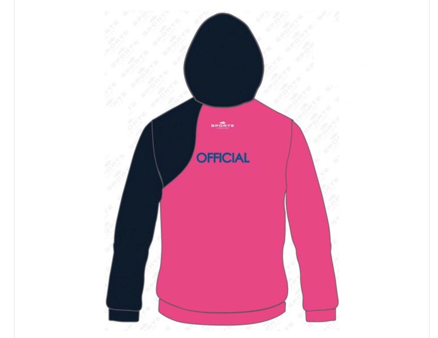 Women's Bowls NSW Official Hoodie