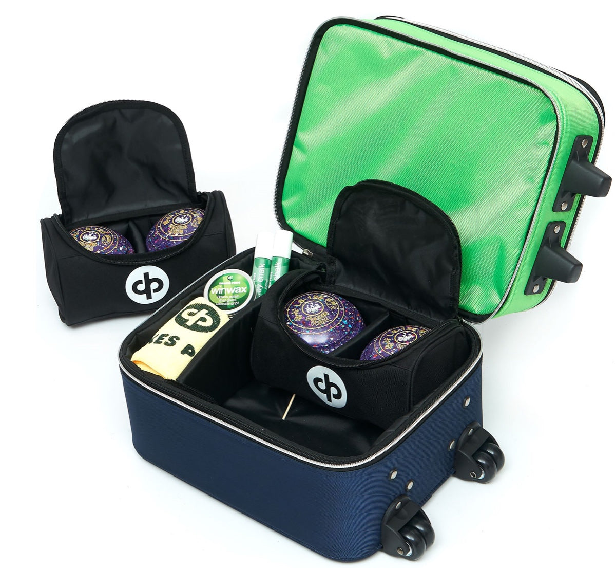 Drakes Pride Regal Locker Trolley Bag