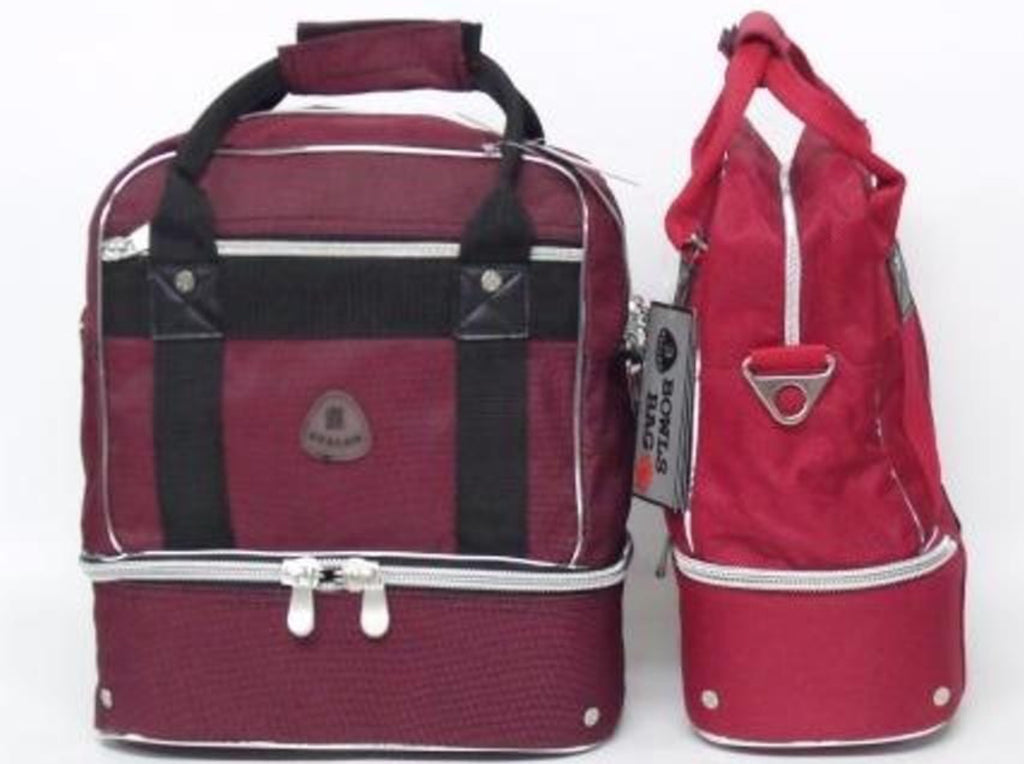 Avalon Double Decker Two Bowls Bag