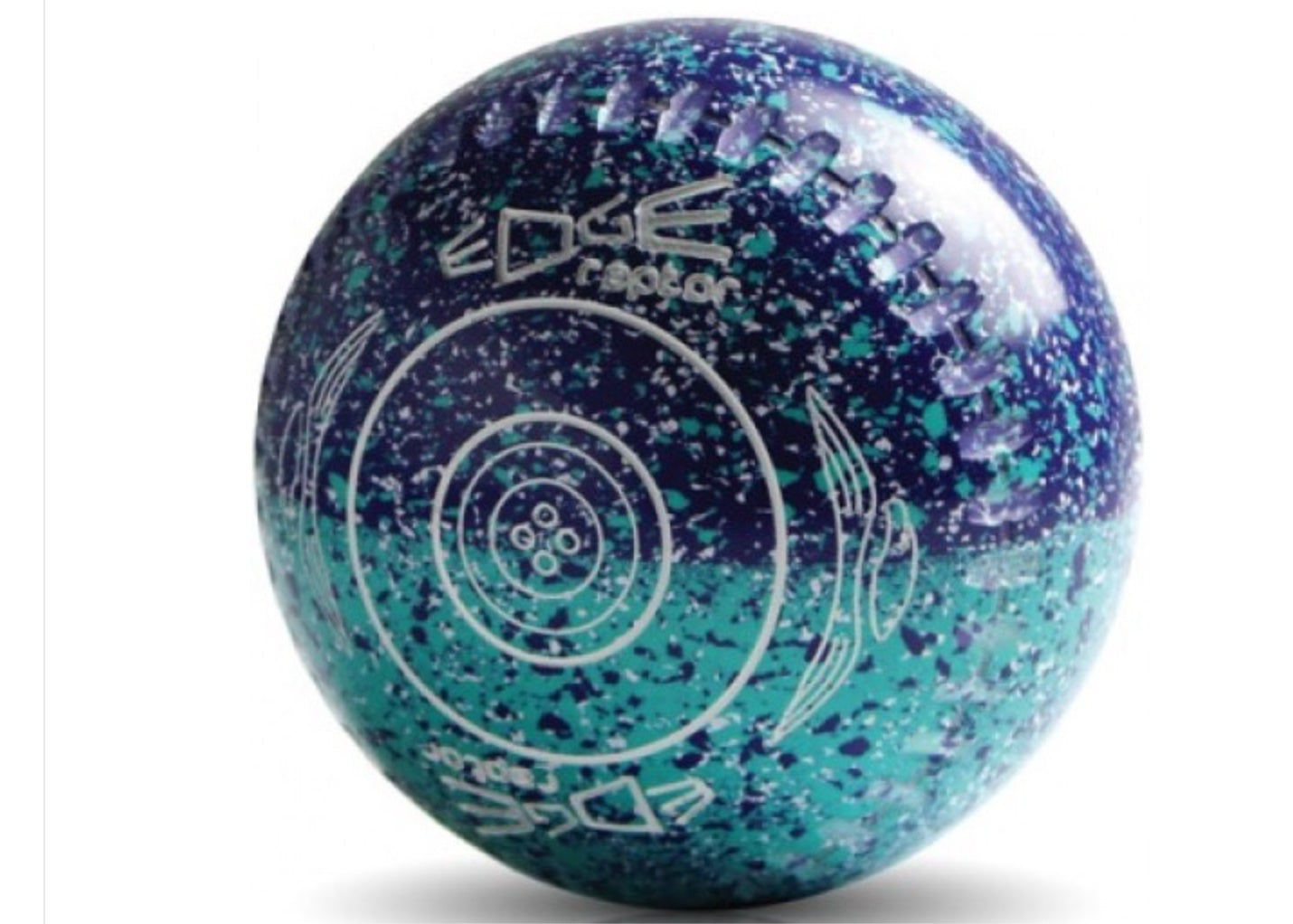 Edge Raptor Lawn Bowls Coloured