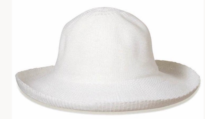 Ladies Wide Brim Cancer Council Hat