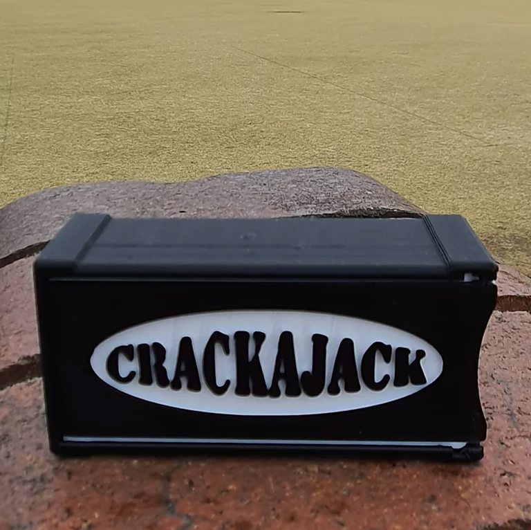 Crackajack Laser Pocket Measure