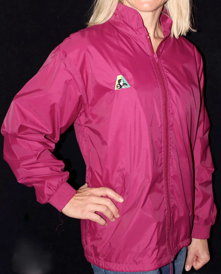 Unisex Lined Spray Jacket