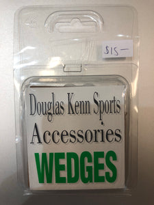 Douglas Kenn Sports Accessories Wedges
