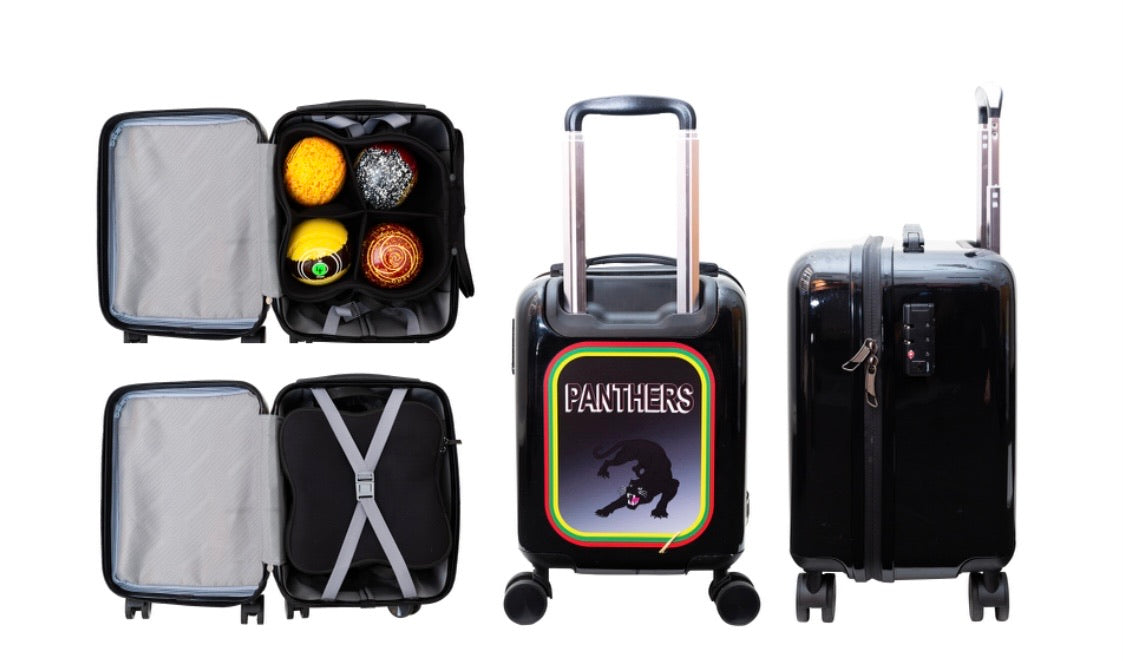 NRL Themed Trolley Bag