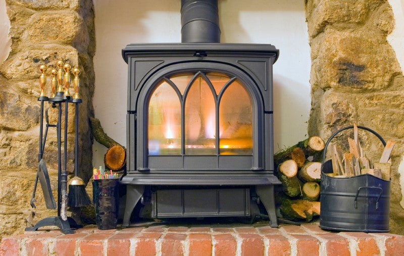 How to maintain a woodstove chimney