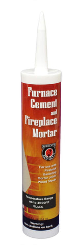 Meeco's Red Devil Furnace Cement & Fireplace Mortar (10.3 fl. oz)