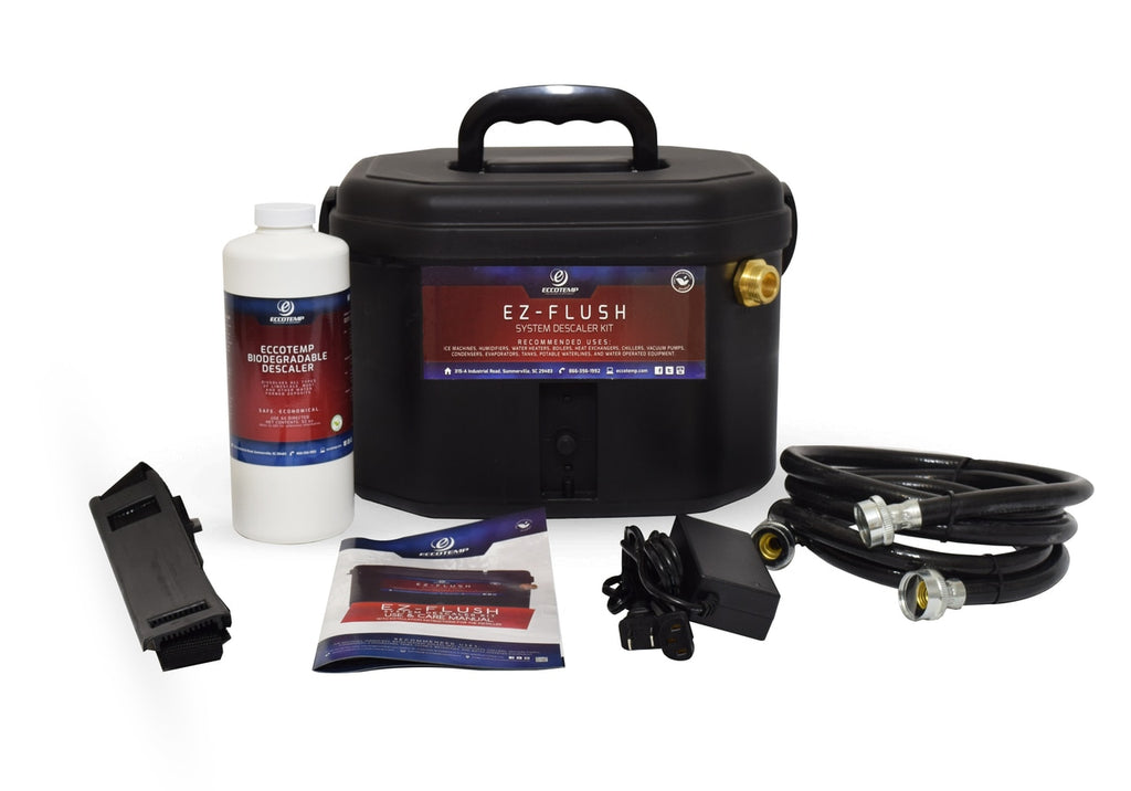 Eccotemp Descaler Cleaning Kit EZ-FLUSH System For Tankless Water Heater Compact
