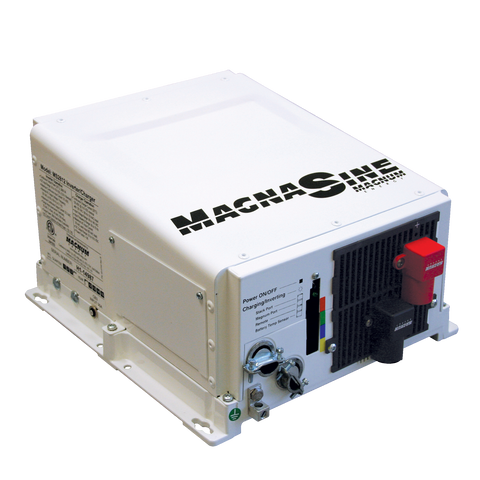 2000W 12VDC Pure Sine Inverter Charger MS Series