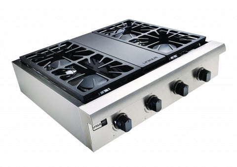 "Unique Elite 30"" Gas Rangetop"