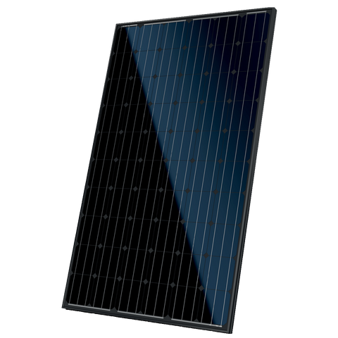 Canadian Solar All-Black CS6K-M