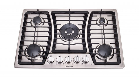 "Unique 30"" Gas Cooktop"