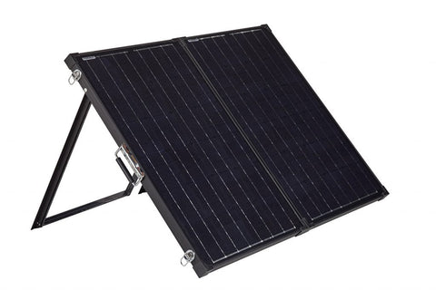 Unique Portable Solar Powered System – 120 W