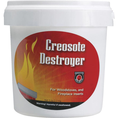 Meeco's Red Devil Creosote Destroyer (5LB)