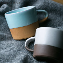 Load image into Gallery viewer, Ceramic Retro Cup