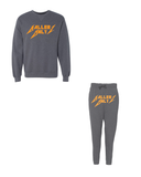 B.Z.O JOGGING FIT (HEATHER)