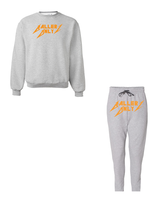 B.Z.O JOGGING FIT (GREY)
