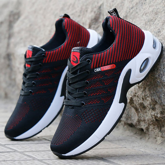 New Sport Sneakers Men Summer Running Shoes