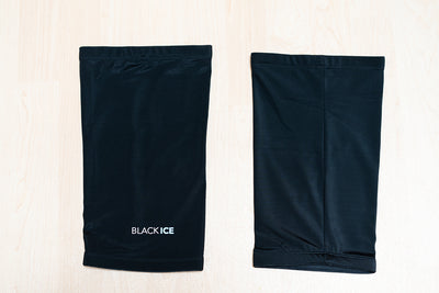 Black Ice Knee Compression Sleeve