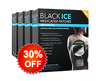 BLACK ICE - Menthol - Special 4 Pack