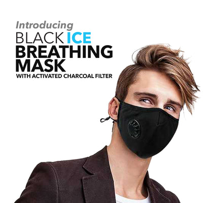 BLACK ICE - Breathing Mask