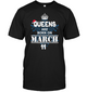 Christmas Queens Are Born On March 11 Shirt