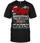 Kings Of Christmas Are Born In March Shirt