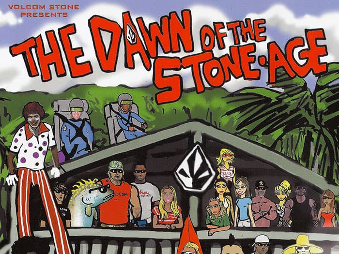 The Dawn Of The Stone Age