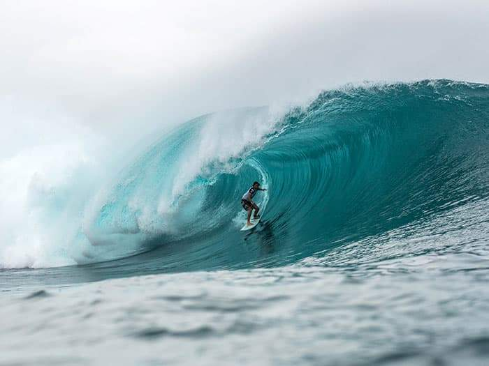 Sustainability at the 2018 Volcom Pipe Pro - A Deep Blue Event