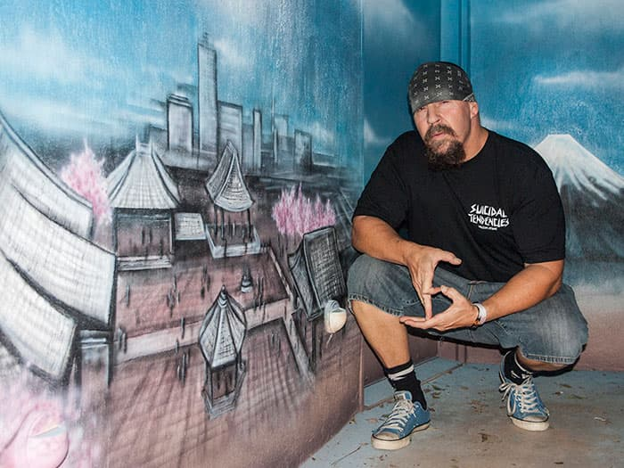 Volcom X Suicidal Tendencies Collab Plus Mike Muir Interview