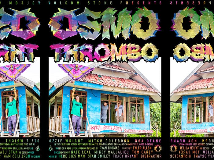 Osmo Thrombo, The Lo-Fi B-Movie Of Hi-Fi Shredding
