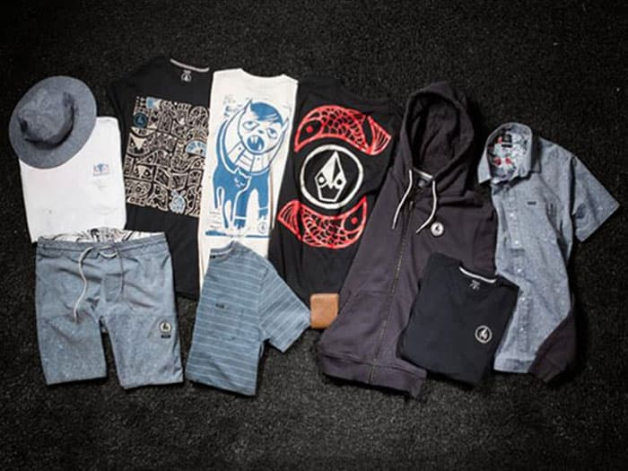 Don Pendleton x Volcom Collection