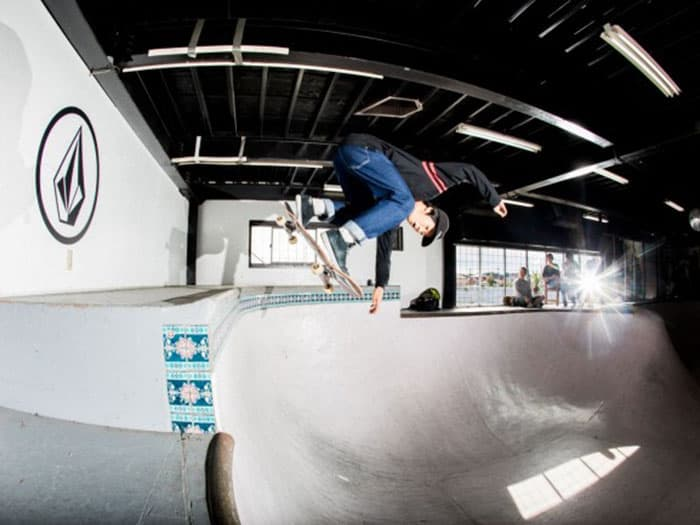 Volcom Brand Jeans and Chinos Tested by Japan Skate Team