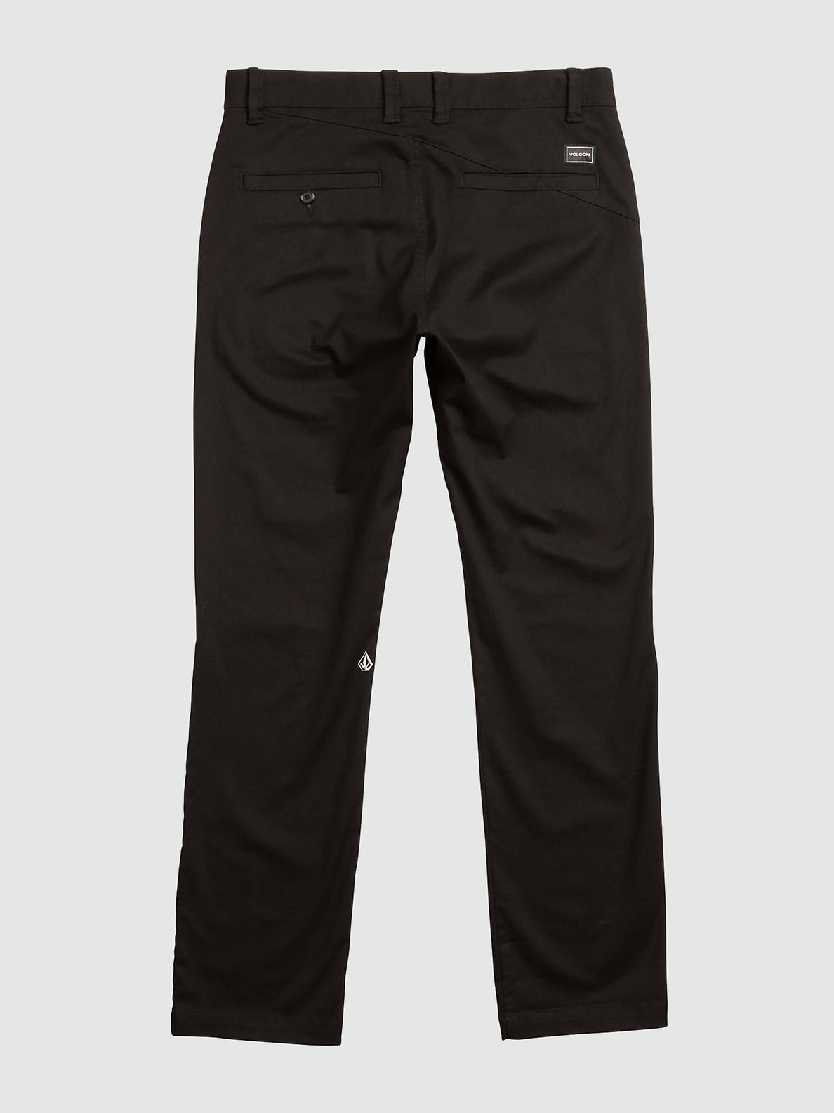Frickin Modern Stretch Pants - Black (A1131807_BLK) [2]