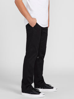 Frickin Modern Stretch Pants - Black (A1131807_BLK) [3]