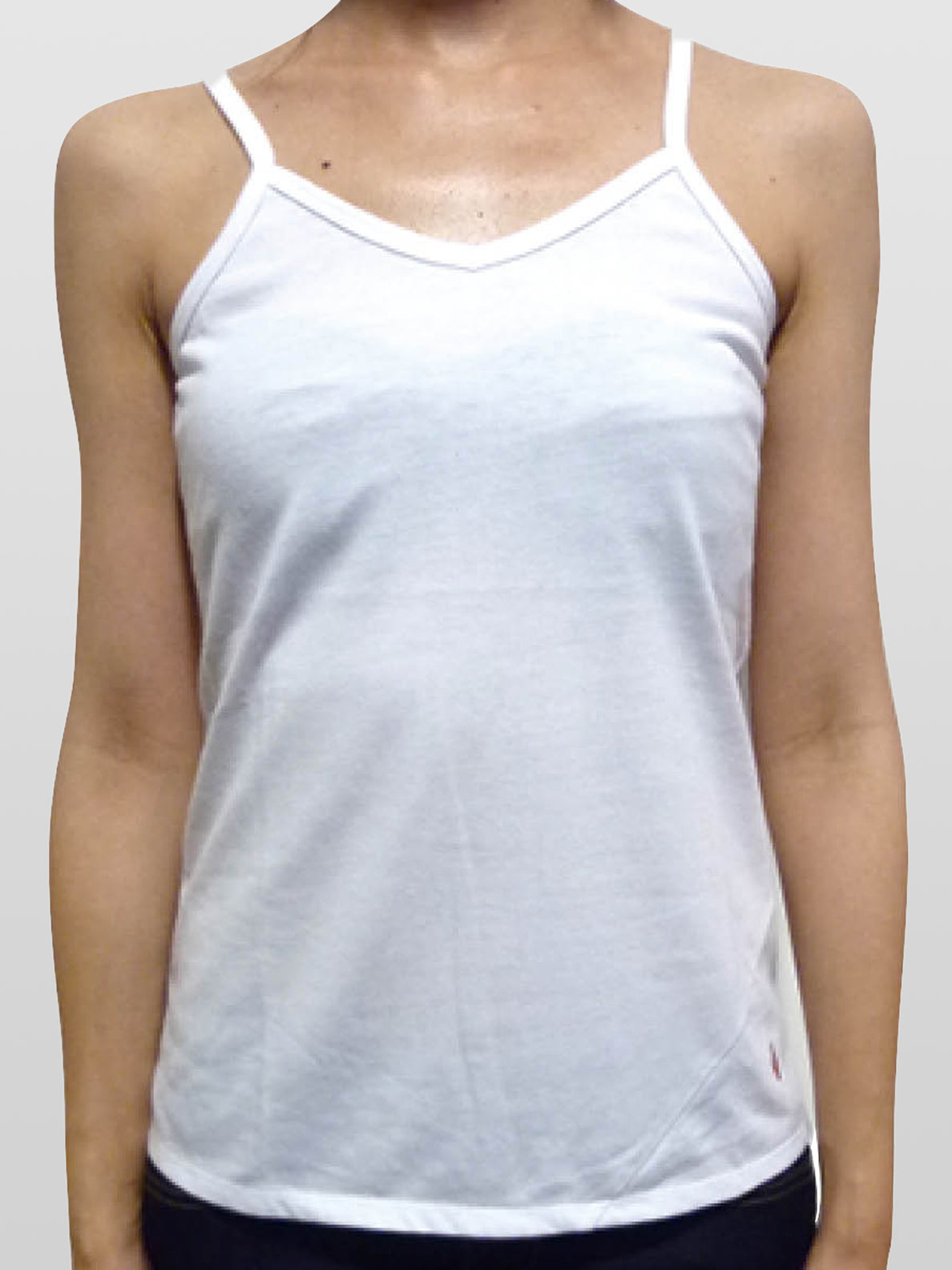 Volcom Basic Cami - White