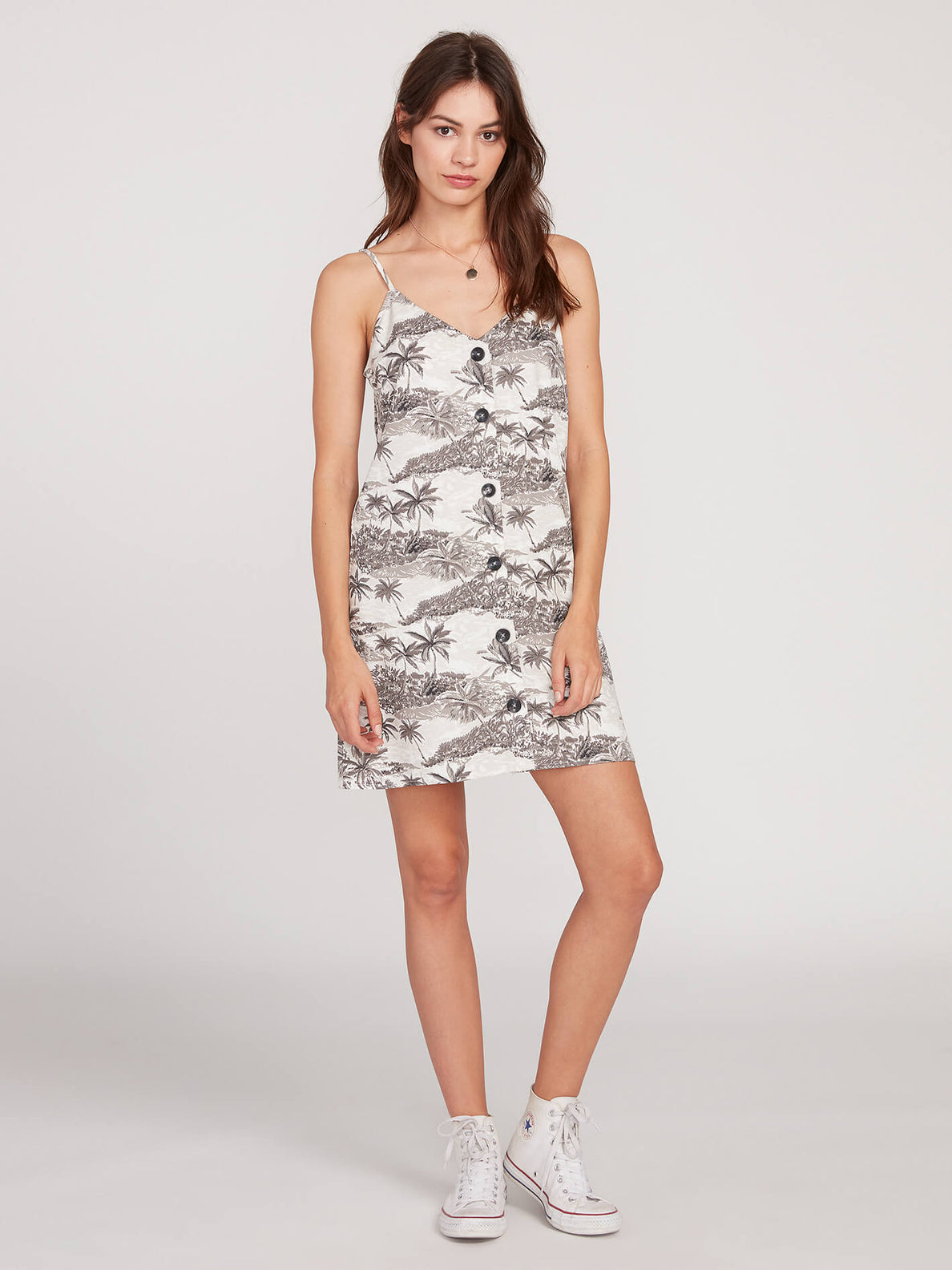 Vacay Me Dress Star White (B1312007_SWH) [F]