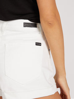 Vol Stone Short White (B1921907_WHT) [50]